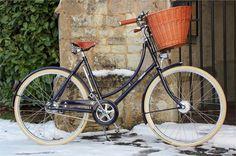 Pashley Britannia  Bicycle in Blue
