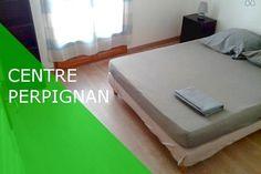 Regardez ce logement incroyable sur Airbnb : Appart avec Balcons dans coeur Historique de Perpi - Appartements à louer à Perpignan