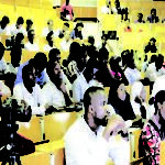 Students canvass open data policy