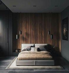 Beautiful Home Interior Minimal Interior Design Inspiration Modern Luxury Bedroom, Master Bedroom Interior, Luxury Bedroom Design, Modern Master Bedroom, Home Room Design, Master Bedroom Design, Luxurious Bedrooms, Home Decor Bedroom, Masculine Master Bedroom