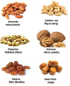 Dry Fruits List, Dry Fruits Names, Fruits Name List, Fruit Names, Fruit List, Food Names, Fruits And Vegetables Names, Dry Fruit Tray, Dried Fruit