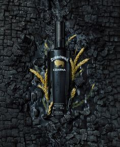 We proudly present you the result of a cooperation with our brothers and sisters from SYZYGY Warsaw agency. The brand-new Key Visual for Żubrówka Czarna – super premium, Polish vodka – created for its new communication. We did what we like the most – mixe…