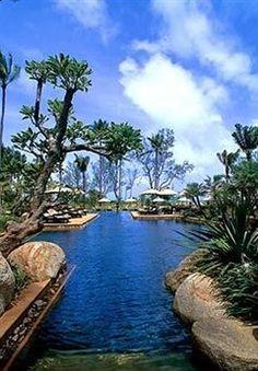 """JW Marriott Phuket, Thailand.  On the list of """"Must Visit"""""""
