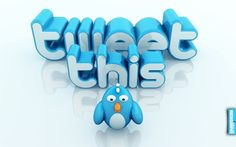 jvb1973: tweet or retweet your message to my 12000+ twitter followers for $5, on fiverr.com