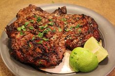 Awesome Steak Marinade: 1/3 cup soy sauce 1/2 cup olive oil1/3 cup lemon juice 1/4 cup Worcestershire sauce 1 1/2 tsp garlic powder  3 Tbsp dried basil, 1 1/2 Tbsp dried parsley flakes  1 tsp ground pepper, 1 tsp fresh minced garlic (2 cloves) 1. Marinate steaks 4-12 hours.  Grill.