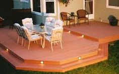 decks without railings | North Creek Projects - Building your dreams! - Maple Ridge Renovation