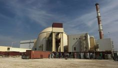 REPORT: Iran plans construction of 2 more nuclear power plants - Announcement made  by top nuclear offical in Tehran conference, FARS news agency reports.Bushehr nuclear power plant in Iran