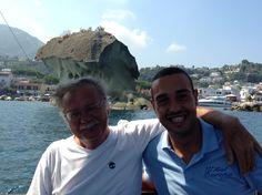 Un bellissimo ricordo della gita in #barca di ieri...    #ischiaponte #viraccontolitalia