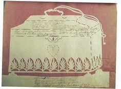 box with key cutting by Eliz Cobbold