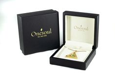 Onesoul Gold Gift Box Gold Gift Boxes, Gold Pendants, Silver, Gifts, Money, Favors, Presents, Gift