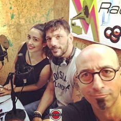 #radioin102 #palermo #bennycannata #sarapriolo #hellopeople #artewiva #artewivatv