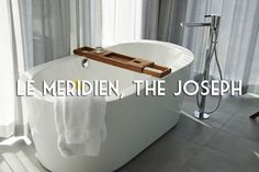 The Joseph Spa Suites - a perfect way to relax Hotel Stay, Ways To Relax, Family Travel, Joseph, Spa, Explore, Exploring, Family Destinations