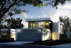 One Tree Hill Residences, Gold Coast Australia by Sunland, via Flickr