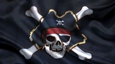 Pirate flag wallpapers for free download about wallpapers.