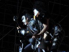 Shows do Kiss no Brasil