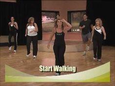Leslie Sansone 2 mile walk and jog program