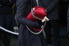 Street look à la Fashion Week de Paris automne-hiver 2014-2015, Jour 6 http://www.vogue.fr/defiles/street-looks/diaporama/fashion-week-paris-les-street-looks-automne-hiver-2014-2015-jour-6-fw2014/17805/image/978332#!7
