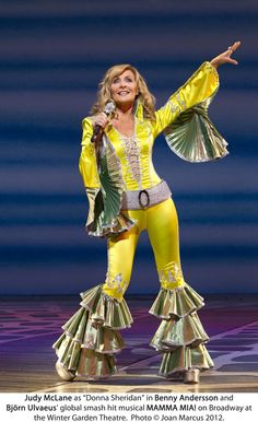 MAMMA MIA! will return to Las Vegas in Spring 2014 at The New Tropicana Las Vegas. We are so thrilled to bring you the smash hit musical from the original creator/producer Judy Craymer in our Tropicana Theater!  http://trop.lv/MammaMiaRJ