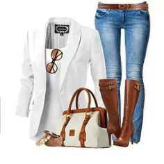 Love this casual outfit!!