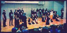 NMMU Choir performing August 21, 2014