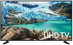 Take a look at Samsung Smart Tv detailed specifications, features, and price. Samsung Uhd Tv, Smart Tv Samsung, New Samsung, Samsung Mobile, Dvb T2, 4k Uhd, Sans Serif, Tvs, Tv Led 50