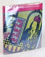 TEXTILE FABRIC ARTS 1979 COLORED READING THE GRAPHIC ART OF FRANCES BUTLER