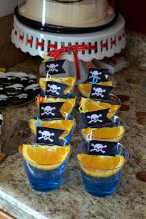 Pirate Birthday Party Printable Collection