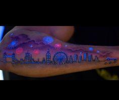 London tattoo...pretty wild!