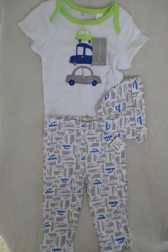 The Childrens Place Baby Moon Mouse Footie Set