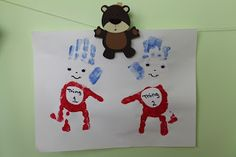 Thing 1 and Thing 2 craft