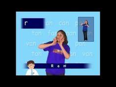 THE AN FAMILY   Sound Blending Songs - YouTube
