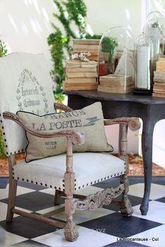 Terrific French Seaside Style Home Decor from Boutique de la Mer: La Brocanteuse | French-inspired Home The post French Seaside Style Home Decor from Boutique de la Mer: La Brocanteuse | Frenc ..