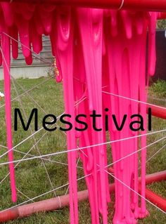 Messtival Games on Instructables