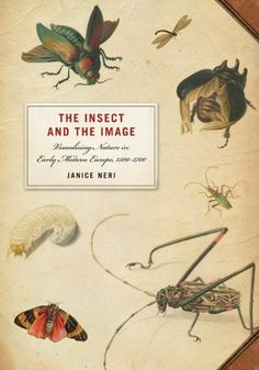 The Insect and the Image: Visualizing Nature in Early Modern Europe, 1500-1700 by Janice Neri http://www.amazon.com/dp/0816667659/ref=cm_sw_r_pi_dp_a1Huwb1P57W9A