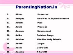 33 Super Ideas For Baby Names Boy Hindu Hindus girl names girl names 19 Girl Names elegant Girl Names rare girl names vintage Girl Names with meaning Hindu Girl Baby Names, Indian Baby Girl Names, Trendy Baby Girl Names, Indian Names, New Baby Names, Cool Baby Names, New Baby Girls, Indian Boy, Girl Names With Meaning