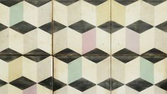 Girl With A Surfboard: Tile Envy