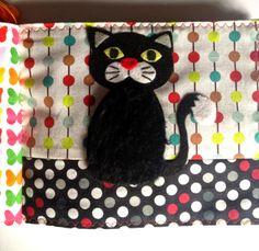 Quietbook Cuddly Cat / Fühlbuch: Kuschel Katze