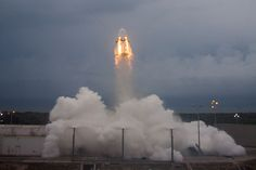 Abort! SpaceX, Boeing Taking Different Tacks in Launch Escape Tests