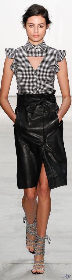 Spring 2017 Ready-to-Wear Marissa Webb