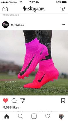 Soccer Tips. One of the greatest sports on this planet is soccer, also known as football in several nations around the world. Womens Soccer Cleats, Soccer Gear, Soccer Tips, Soccer Equipment, Soccer Stuff, Soccer Skills, Nike Football Boots, Soccer Boots, Football Cleats