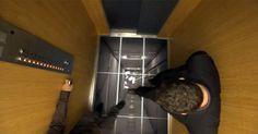 LG faz pegadinha com pessoas em elevador | Assuntos Criativos