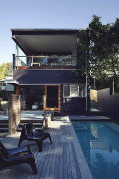 Bowler Residence by Tim Stewart Architects• Mr. Goodlife • Instagram
