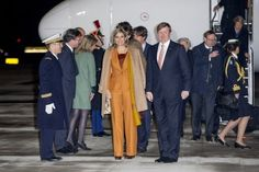 Queen Maxima and King Willem-Alexander in France