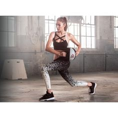 """Gigi Hadid News en Twitter: """"Gigi Hadid for Reebok's #PerfectNever (4)... ❤ liked on Polyvore featuring accessories and reebok"""
