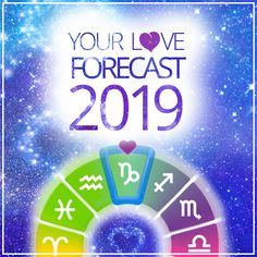 Read Your 2019 Love Forecast from a Top Astrologer! Find out what the new year has in store for your love life ♥😍🥰💔 Astrology And Horoscopes, Astrology Signs, Zodiac Signs, Yearly Horoscope, Leo Horoscope, Love Prediction, Capricorn Aquarius Cusp, Love Forecast, Astrology Predictions