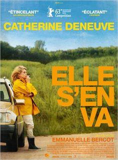 """""""Elle s'en va"""" - Film (2013) d'Emmanuelle Bercot avec Catherine Deneuve . Tendre…"""