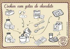 cokkies #levapracasa