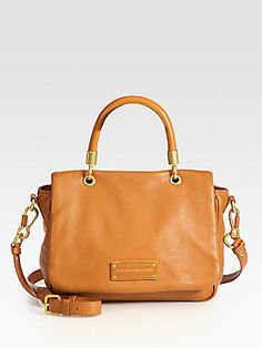 Marc by Marc Jacobs Too Hot Small Top-Handle Bag