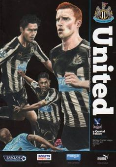 Crystal Palace vs Newcastle United - Barclays Premier League