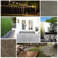Adding tile to your patio can hugely enhance the ambiance of your outdoor living area! Check out our selection of porcelain tiles, that are perfect for a patio, at World Mosaic Tile in Vancouver Porcelain Tiles, Glass Mosaic Tiles, Outdoor Living Areas, Vancouver, Patio, Ceramics, Interior Design, World, Outdoor Decor
